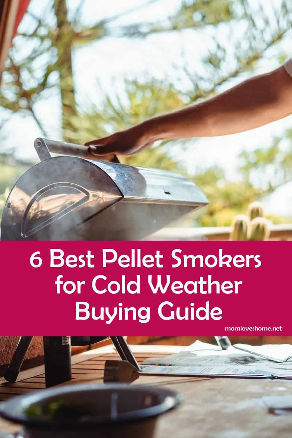 Best Pellet Smokers for Cold Weather