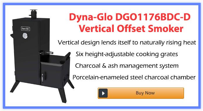 Dyna-Glo DGO1176BDC-D Vertical Offset Smoker