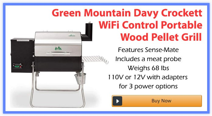 Green Mountain Davy Crockett