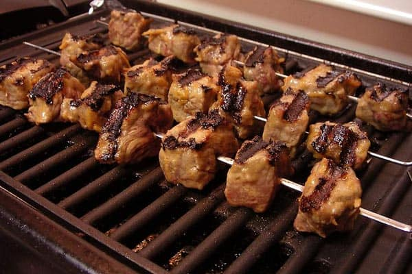 How to Clean an Electric Grill