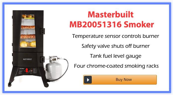Masterbuilt MB20051316 Smoker
