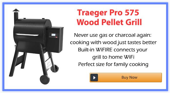 Traeger Pro 575 Wood Pellet Grill