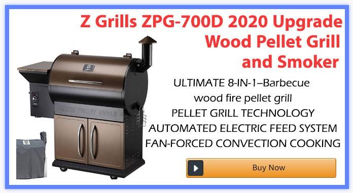 Z Grills ZPG-700D 2020 Upgrade