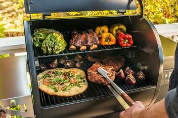 pros and cons pellet grill
