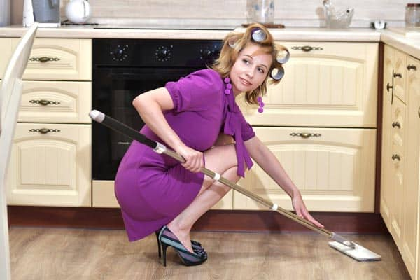 12 Top Cleaning Tips for Busy Moms