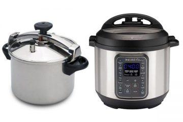 Pressure Cooker vs Instant Pot